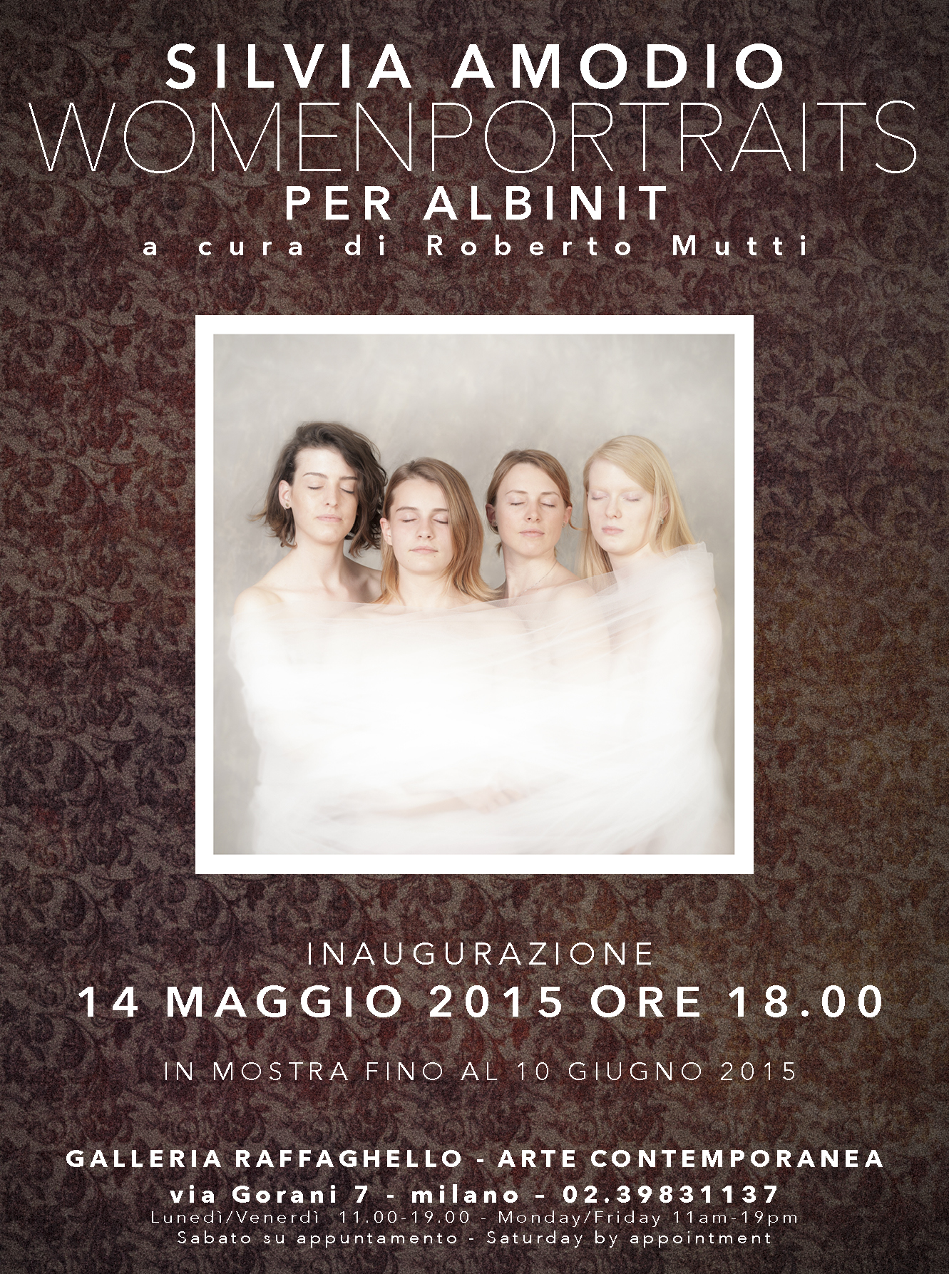MOSTRA WomenPortraits 2015