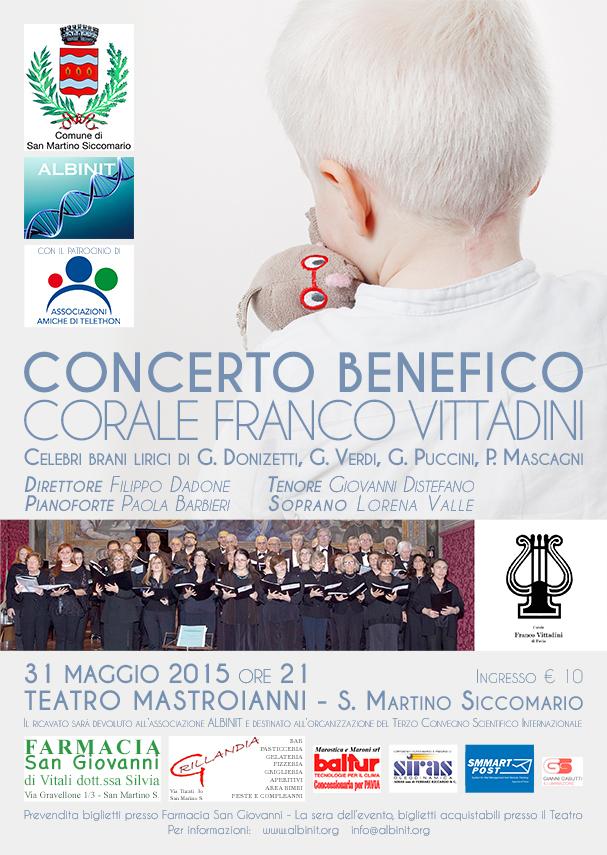 Concerto Benefico TEATRO MASTROIANNI