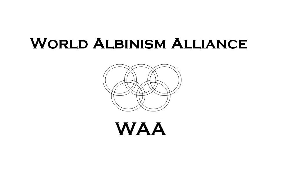 Albinit Incontra World Albinism Alliance (WAA)