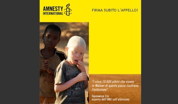 Amnesty International – Malawi