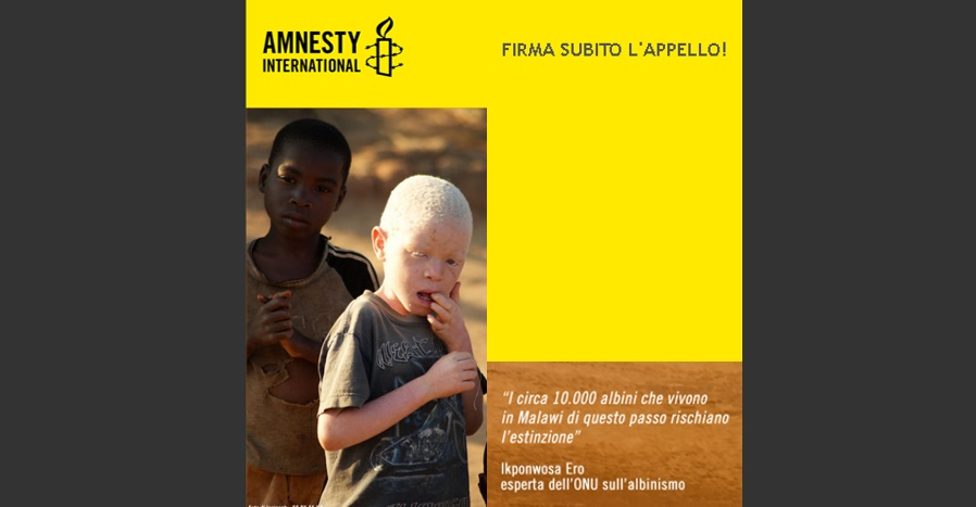 Amnesty International – Malawi