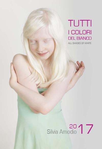 """2017 Calendario Albinit """"Tutti I Colori Del Bianco"""""""
