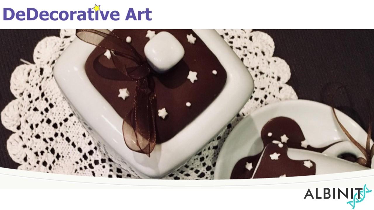 Decorative Art Bomboniere