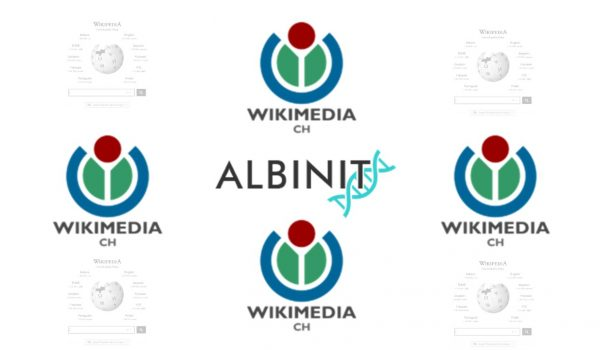 Albinit E Wikimedia CH – INSIEME Per Migliorare La Fonte Di CONOSCENZA SENZA BARRIERE