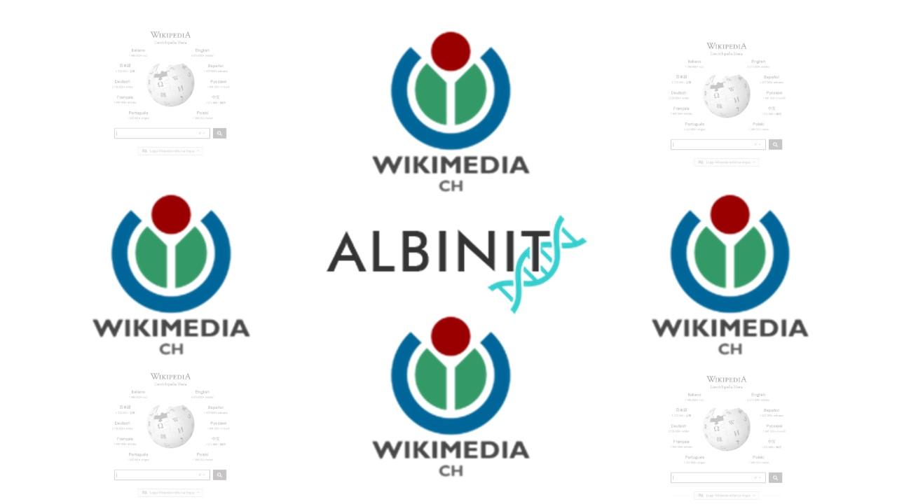 Logo Pagina Presentazione Wikimedia