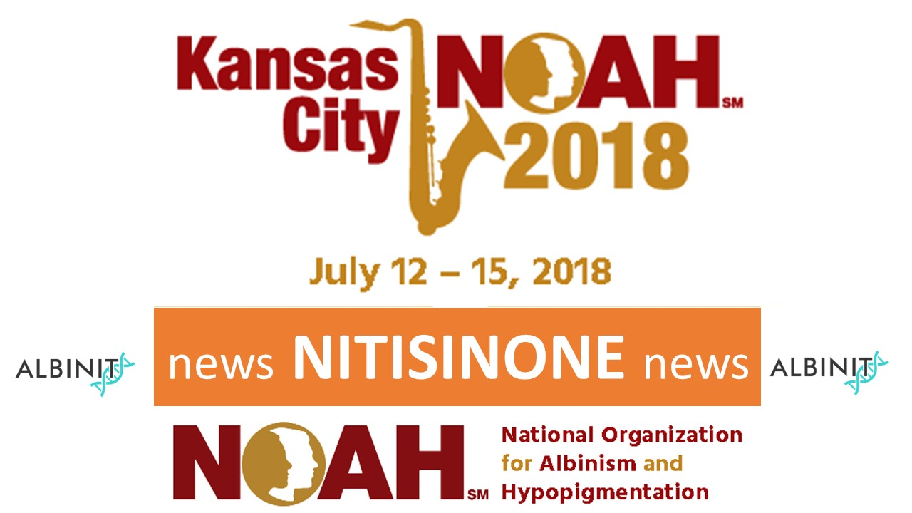 NOAH USA – Conferenza 2018 – Latest Research In Albinism