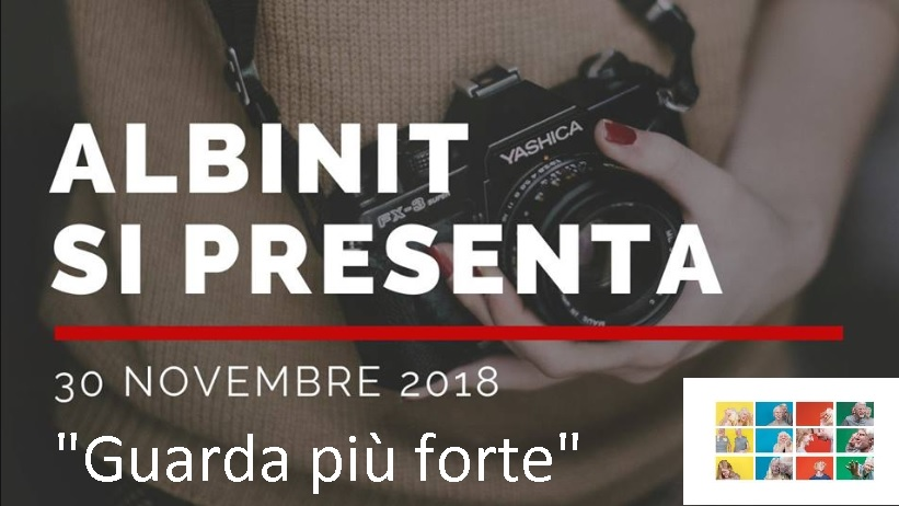 "EVENTO CALENDARIO 2019 – ""Guarda Più Forte"""