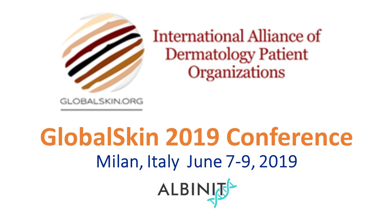 GlobalSkin 2019 Conference – Milan, Italy – June 7-9, 2019