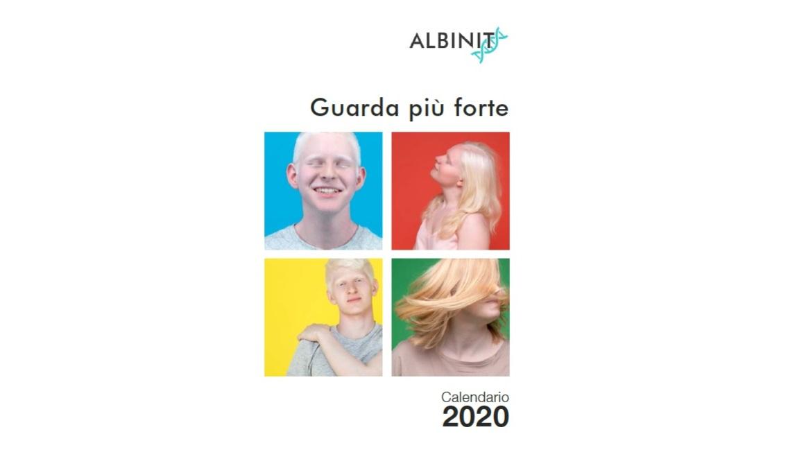 """CALENDARIO 2020 – """"Guarda Più Forte"""""""