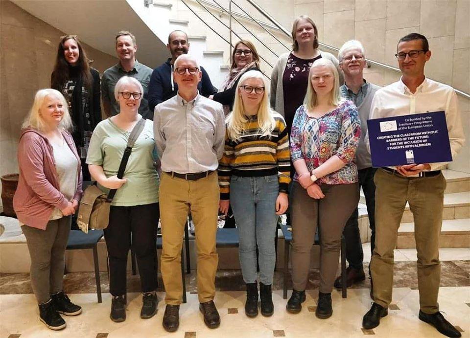 18 Gennaio – Valencia – Progetto UE 2020… Per L'inclusione Scolastica